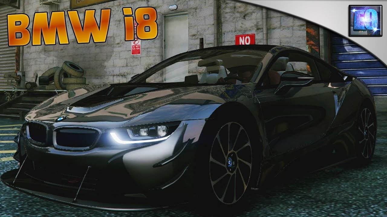 Gta 5 Pc 2015 Bmw I8 Car Mod Youtube