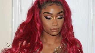 Glitter Cut Crease PROM 2017 Makeup Tutorial