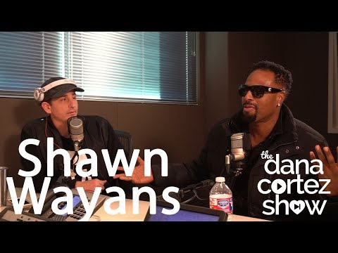 Shawn Wayans talks about possible