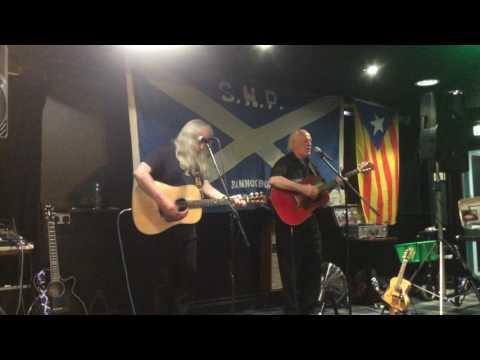 Gaberlunzie-- The Ballad Of Johnny Ramenski (Gentle John)