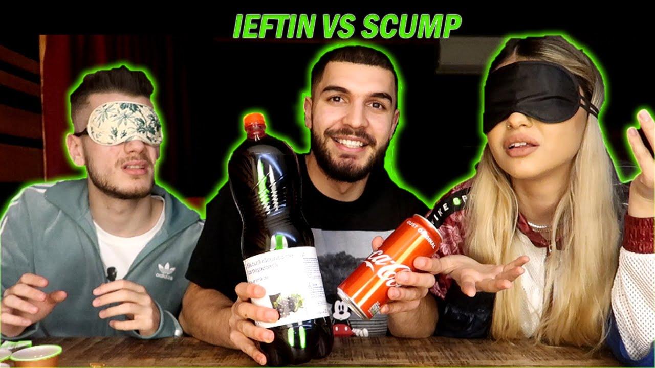IEFTIN vs SCUMP cu Irina Deaconescu si Theo Zeciu