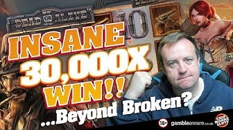 Online Slots - Dead Or Alive 2 Over 30,000 x win !!!!