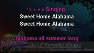 All Summer Long  - Kid Rock (Lyrics karaoke) [ goodkaraokesongs.com ]