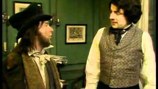 Censored Line in Blackadder's Christmas Carol