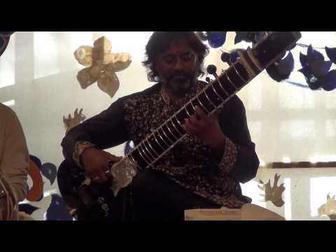 Raag Basant Mukhari By Avaneendra Sheolikar @ Cultura Dello Spirito 2013