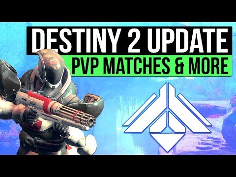 DESTINY 2 NEWS | PvE Damage Buffs, Ammo Changes, Skill Based PvP Matchmaking, Open Beta News & More!