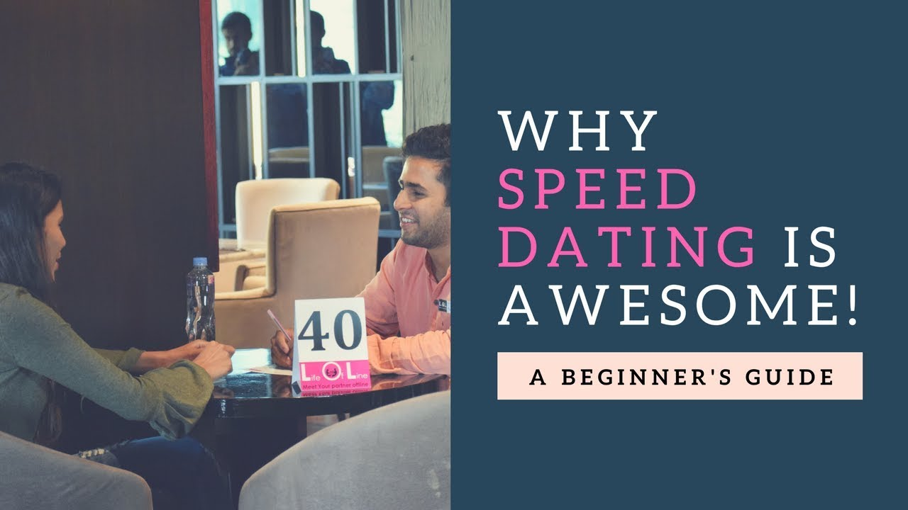 youtube speed dating
