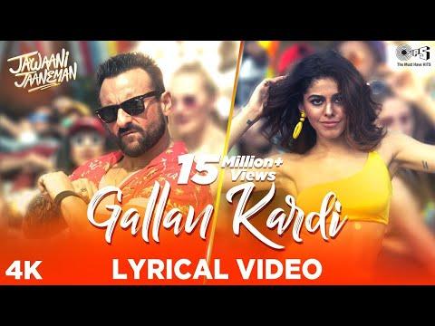 Gallan Kardijawaani Jaaneman  Jazzy B, Jyotica T Saif Ali Khan,tabu, Alaya F  New Punjabi Song