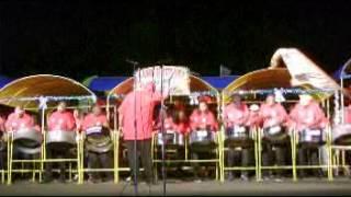 Carib Dixieland Steel Orchestra 2013 in Tobago