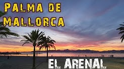 El Arenal,Palma de Mallorca ⁴k Sunset 02 May 2020