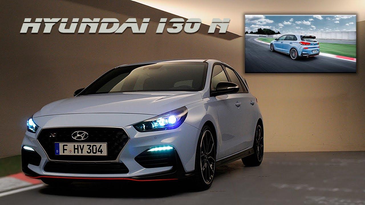hyundai i30 n 275 hp 2018 exterior and interior test. Black Bedroom Furniture Sets. Home Design Ideas