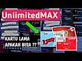 - Tes Top Up Paket UnlimitedMax Telkomsel di Kartu Lama  - Sanjaya.com