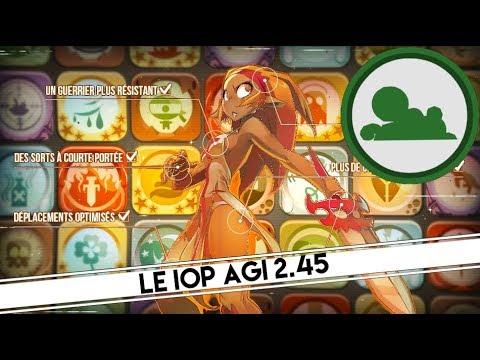 [DOFUS] Variantes de Sorts 2.45 : Le IOP AGI EN PVP | 30min de Koli 1v1