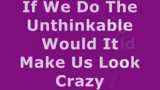 Alicia Keys Unthinkable Lyrics
