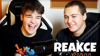 REAKCE NA STARÁ VIDEA S OGYM?! 🔥🔥 | PETKOL