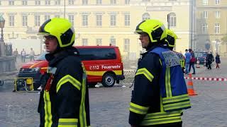 Reportage: Sechs Tage Feuer in Wismar