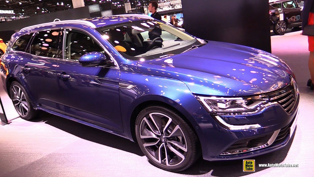2018 renault talisman exterior and interior walkaround 2017 frankfurt auto show. Black Bedroom Furniture Sets. Home Design Ideas