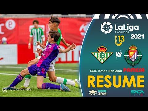 Real Betis vs Real Valladolid   LaLiga Promises U13 Infantil 2021