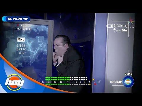 Eduardo Salazar, Víctima De Raúl Araiza | El Pilón VIP | Hoy