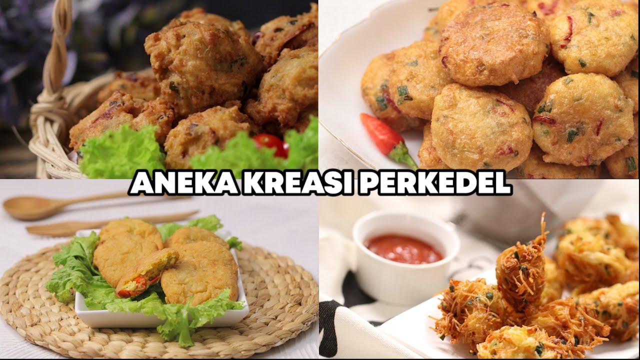 Aneka Kreasi Perkedel