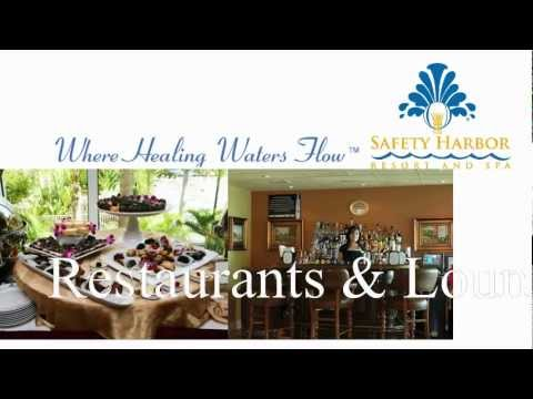 Safety Harbor Resort and Spa - Tampa Clearwater Hotels, Restaurants and Spas