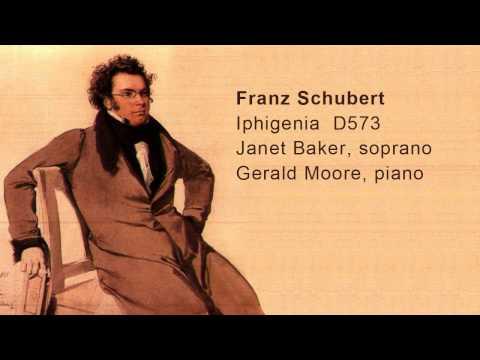 Schubert   Iphigenia,  D573