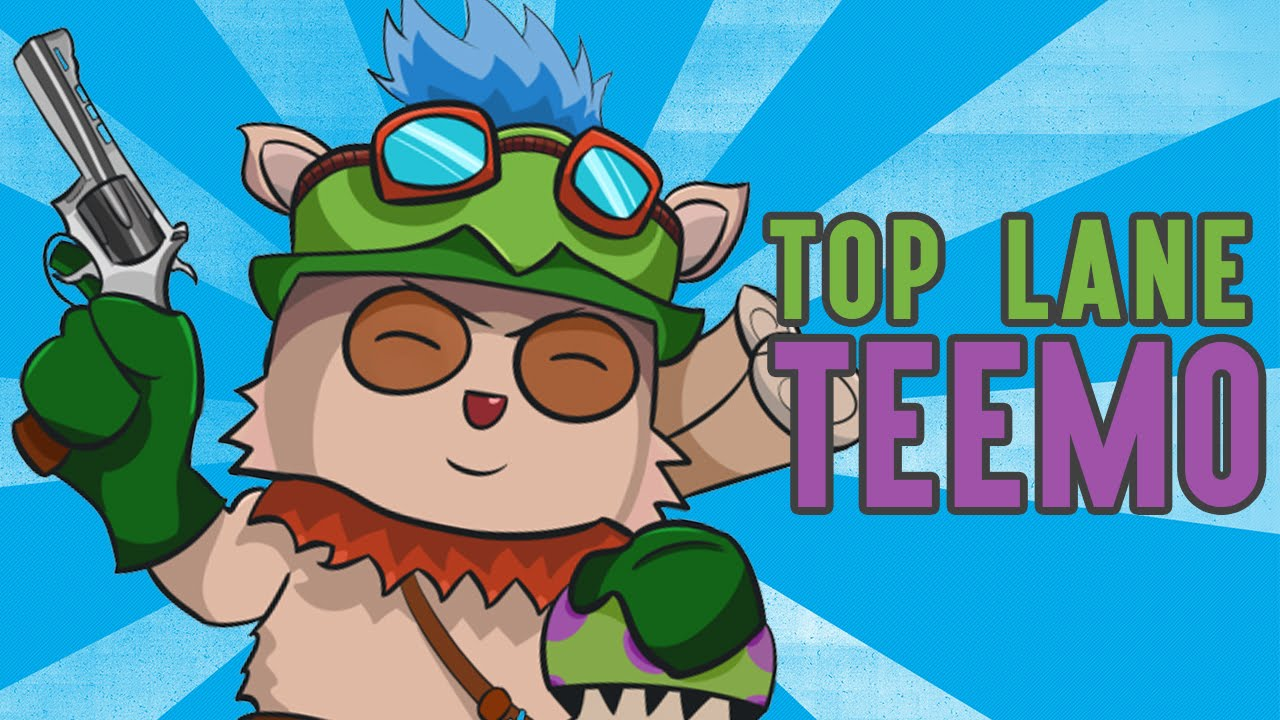 TOP LANE TEEMO
