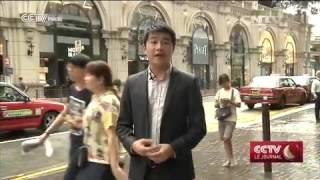 Hong Kong :les magasins de luxe souffrent alors que les marques chinoises profitent de la situation