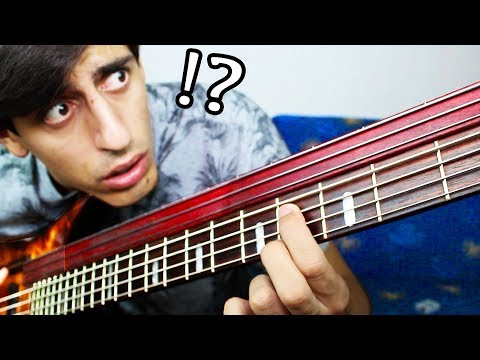 Download Youtube: WHAT IS THIS BASS?!
