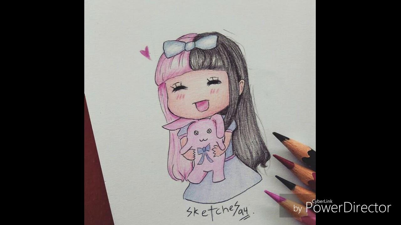 Desenhos Da Melanie Martinez Youtube