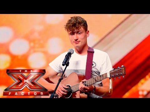 Will the Judges want Joe Waller to Stay? | Auditions Week 3 | The X Factor UK 2015