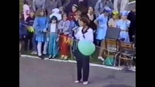 День двора в Бугульме. 1997 год