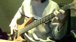 Thunderhorse - dethklok - bass cover