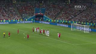 Set Play Analysis – FK Direct Goals Clip 2 - FIFA World Cup™ Russia 2018