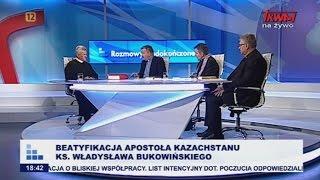 Beatyfikacja Apostoła Kazachstanu ks. Władysława Bukowińskiego. Karaganda, 11 września 2016