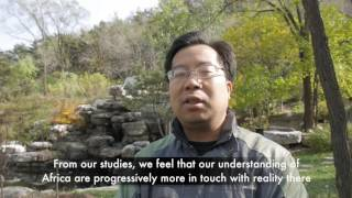 China-Africa Forest Governance Learning Platform: Chen Yong interview