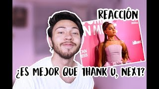 REACCIÓN A 'IMAGINE' - ARIANA GRANDE | Niculos M