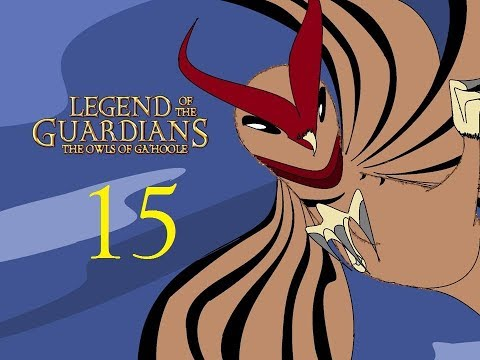 Legends of the Guardians: The Owls of Ga'Hoole (DS) Walkthrough Part 15