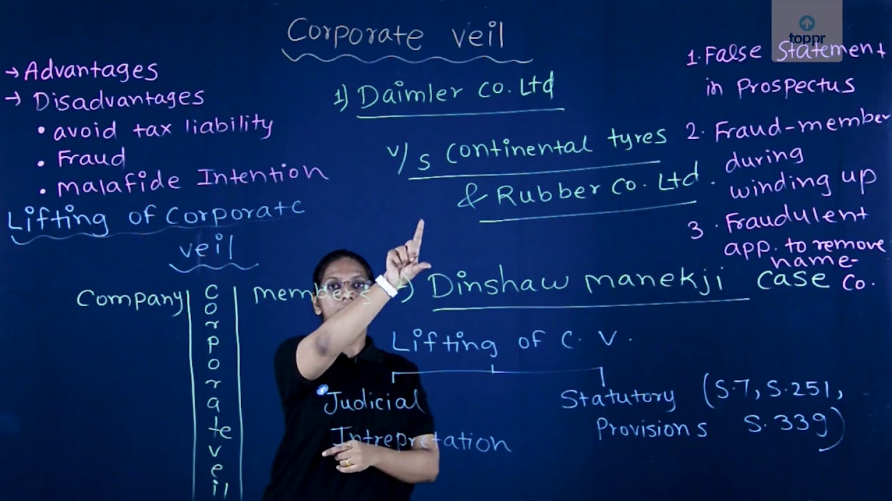 Incorporation of a Company: Steps Involved Under the