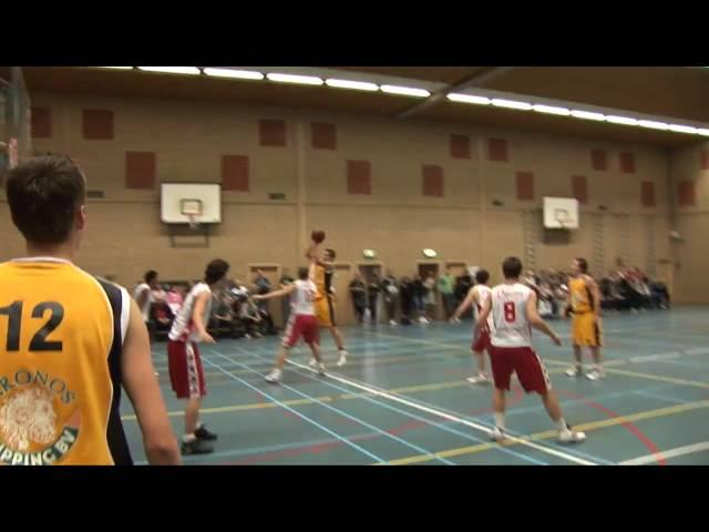 River Trotters U18 Lokomotief (okt 2009)