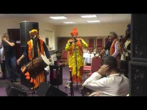 Dhol Algojay instrumental Leeds Bradford Huddersfield - Anjaana - Panjabi Folk