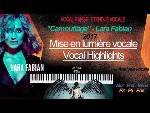 Lara Fabian Vocal Range