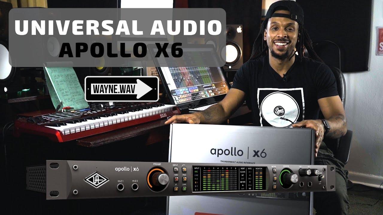 Apollo X6 Unboxing