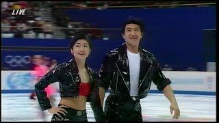 [HD] Original Dance - Group 3 Warming Up - 1998 Nagano Olympics