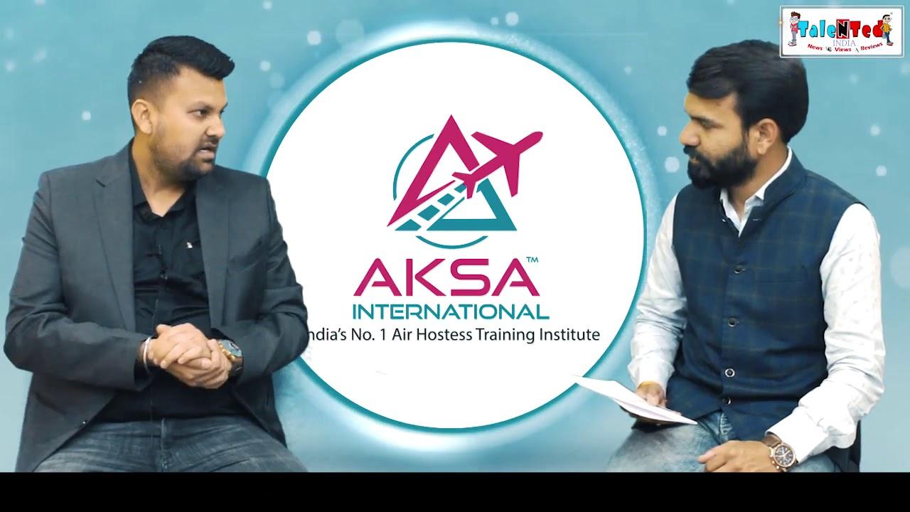 Aksa International के Director Rahul Pandey से खास बातचीत | Aviation Industry में कैसे बनायें Career