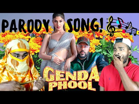 Genda Phool Parody Song    Boro loker beti lo    Home quarantine Fact