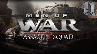 Men of War: Assault Squad 2 #11 - USA- Carentan cz.3/4 (Endless Realism, Gameplay PL, Let's Play)