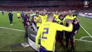 SVERIGE KLART FÖR VM 2018