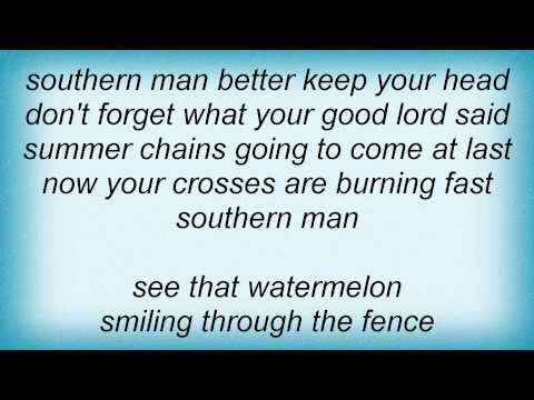Dave Matthews Band - Watermelon Song Lyrics