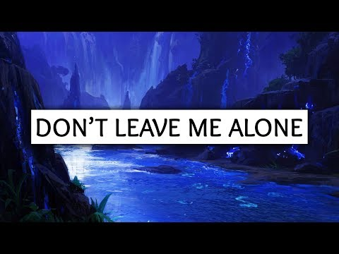David Guetta, Anne-Marie ‒ Don't Leave Me Alone (Lyrics)